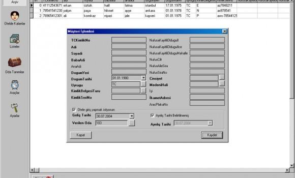 EagleGlance Kimlik Bildirim Programı Ekran Görüntüleri - 1