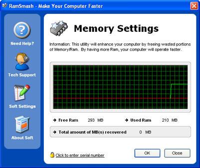 RamSmash 1.0 Ekran Görüntüleri - 1