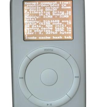 iPod Linux Installer Ekran Görüntüleri - 1