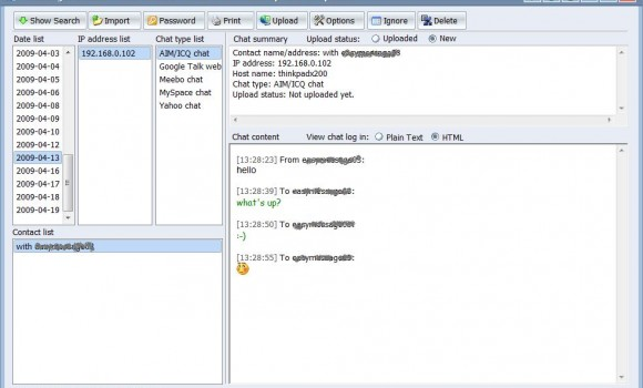 Messenger Detect Ekran Görüntüleri - 1