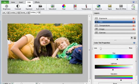 PhotoPad Image Editor Ekran Görüntüleri - 2