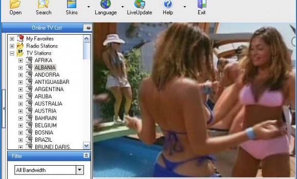 Online TV Player Pro Ekran Görüntüleri - 1