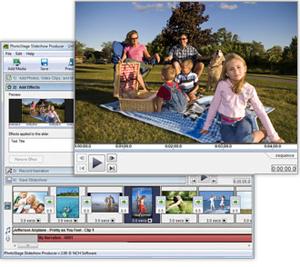 PhotoStage Slideshow Producer Ekran Görüntüleri - 3