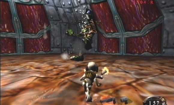 MDK 2 Ekran Görüntüleri - 2