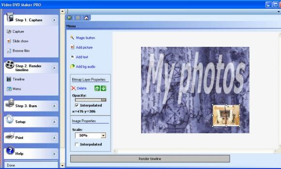 Video DVD Maker PRO Ekran Görüntüleri - 1