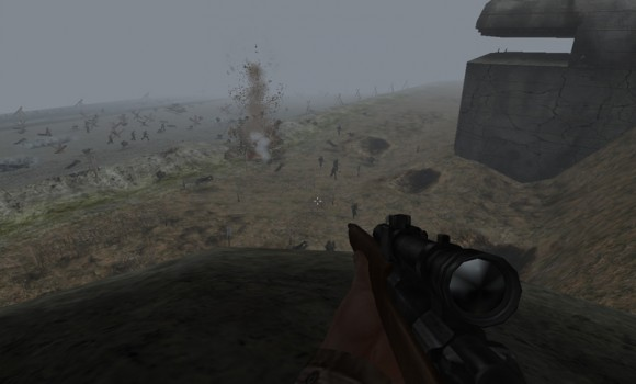 Medal of Honor: Allied Assault Ekran Görüntüleri - 1