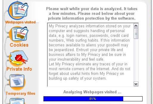 My Privacy Ekran Görüntüleri - 2