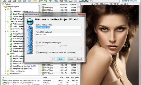 NeoDownloader Ekran Görüntüleri - 1