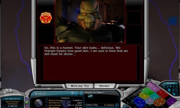 Galactic Civilizations II: Gold Edition (Dark Avatar) Ekran Görüntüleri - 2
