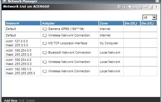 NetLimiter Monitor Ekran Görüntüleri - 2