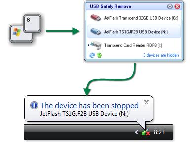 USB Safely Remove Ekran Görüntüleri - 1
