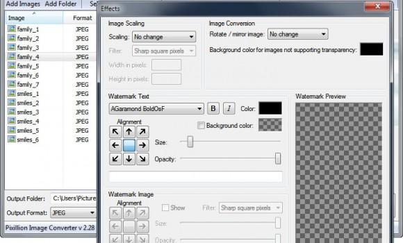 Pixillion Image Converter Ekran Görüntüleri - 2