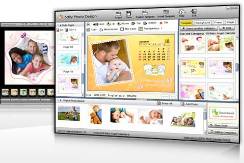 5DFly Photo Design Ekran Görüntüleri - 1