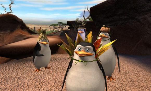 Madagascar Escape 2 Africa Ekran Görüntüleri - 1