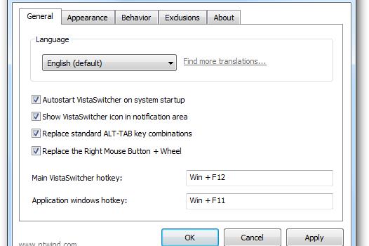 VistaSwitcher Ekran Görüntüleri - 3