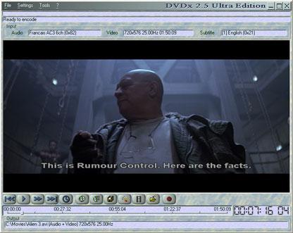 DVDx Ekran Görüntüleri - 3