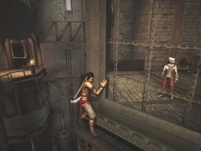 Prince of Persia: Warrior Within Ekran Görüntüleri - 1