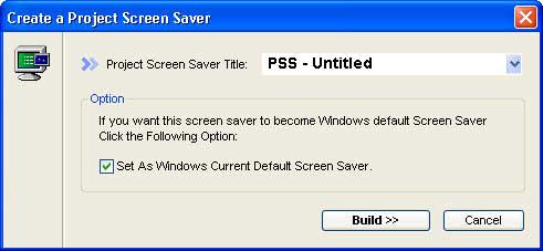 ScreenSaverMaker v2.3 Ekran Görüntüleri - 3