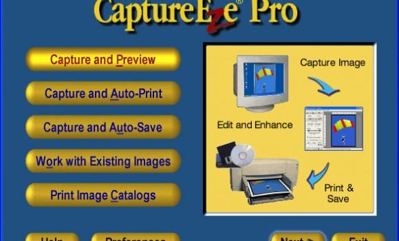 CaptureEze Pro 8.07 Ekran Görüntüleri - 2