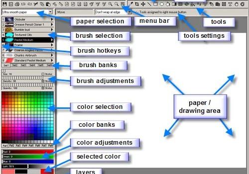 TwistedBrush Pro Studio Ekran Görüntüleri - 2