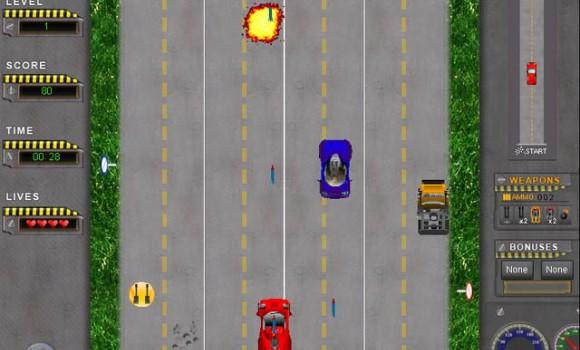 Road Attack Ekran Görüntüleri - 1