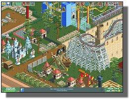 Rollercoast Tycoon 1 Ekran Görüntüleri - 1