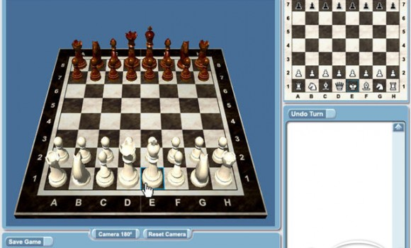 Real Chess 3D Ekran Görüntüleri - 2