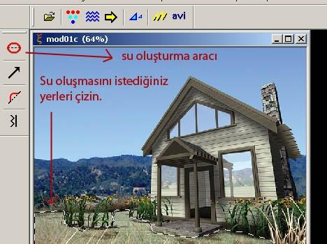 Resim Doğa Efektleri Ekran Görüntüleri - 3