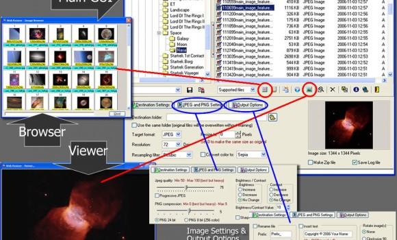 Web Resizer Ekran Görüntüleri - 1