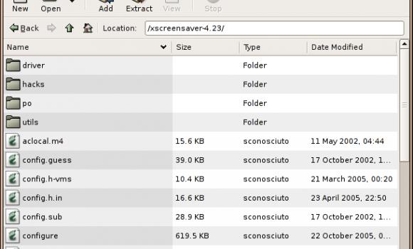 File Roller Ekran Görüntüleri - 3