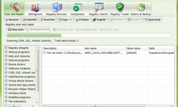 Registry Help Ekran Görüntüleri - 1