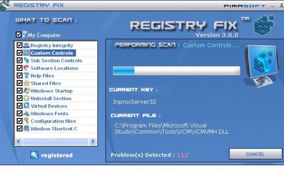Registry Fix Ekran Görüntüleri - 1