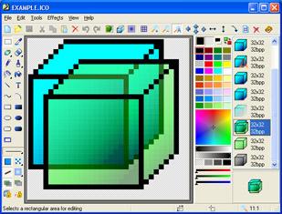 Icon XP v.3.16 Ekran Görüntüleri - 1