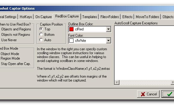 Screenshot Captor Ekran Görüntüleri - 1