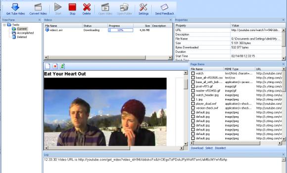 GetTube Video Ekran Görüntüleri - 3