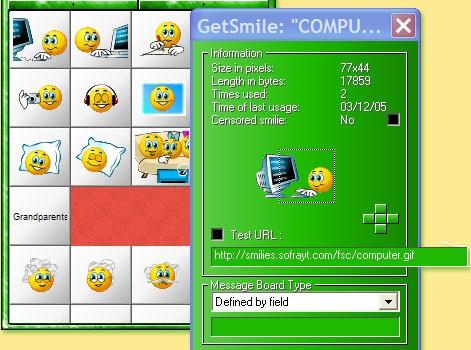 GetSmile v1.95 Ekran Görüntüleri - 2