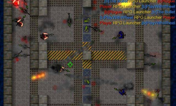 Counter-Strike 2D Ekran Görüntüleri - 1