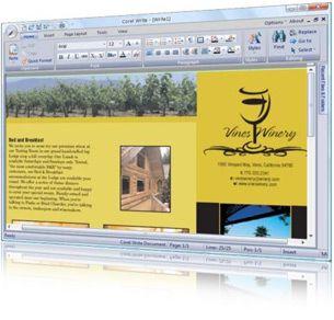 Corel Home Office Ekran Görüntüleri - 3