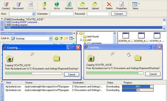 FTP Now 2.6.59 Ekran Görüntüleri - 2