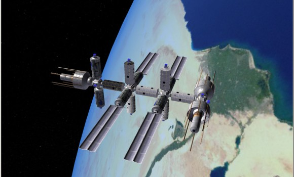 Space Station Manager Ekran Görüntüleri - 1