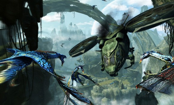 James Cameron's Avatar: The Game Ekran Görüntüleri - 3