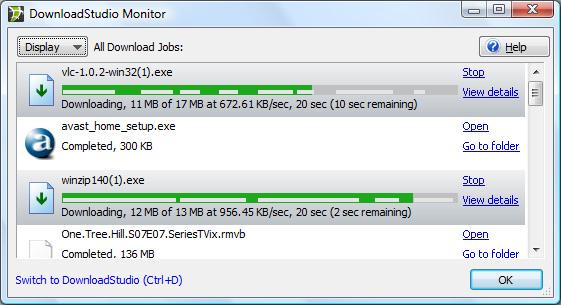 DownloadStudio Ekran Görüntüleri - 1