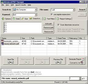 Advanced PDF Manager Ekran Görüntüleri - 2