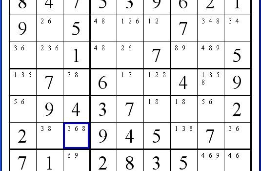 Sudoku Assistenten Ekran Görüntüleri - 3