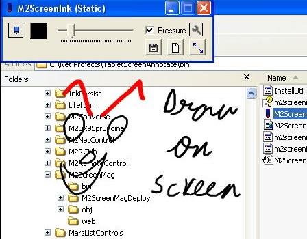 M2ScreenInk Ekran Görüntüleri - 1