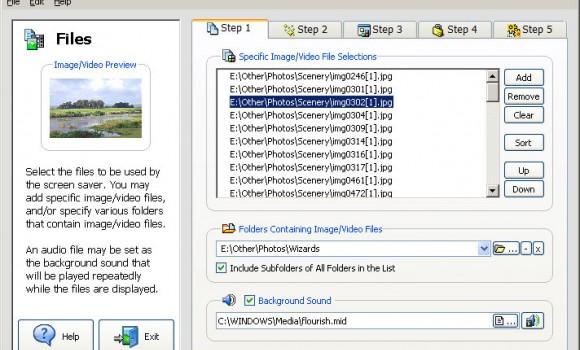 GraFX Saver Pro 4.01 Ekran Görüntüleri - 1