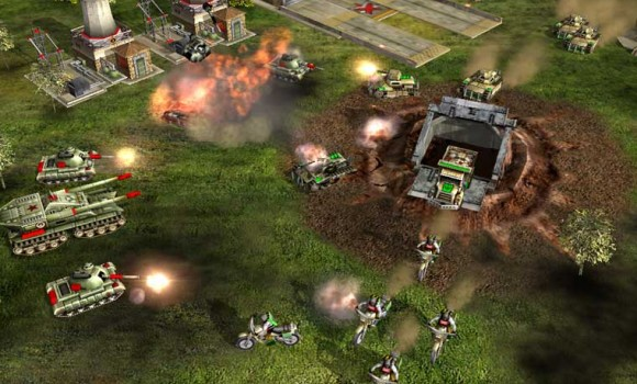 Command & Conquer: Generals Zero Hour Reborn Ekran Görüntüleri - 1