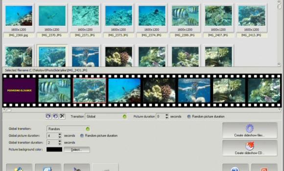 PhotoSlide Ekran Görüntüleri - 3
