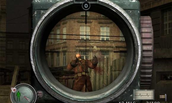 Sniper Elite Ekran Görüntüleri - 2