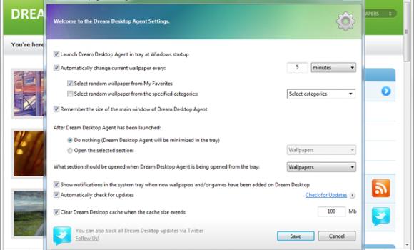 Dream Desktop Ekran Görüntüleri - 1